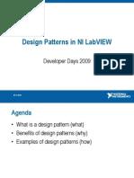 LabVIEW Design Patterns