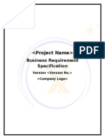 BRD Document