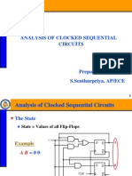 Chapter 5 Synchronous Sequential Circuit