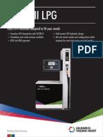 Automated SK700 II Fuel Pump & Dispenser