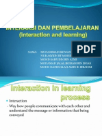 Group 2(Interaction and Learning)
