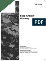 FM 3-09.8 Field Aertillery Gunnery