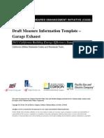 Garage Exhaust Final Report-V4