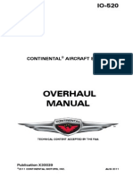 TCM IO520 OverhaulManual