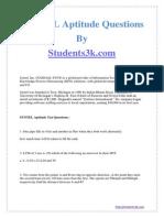 SYNTEL Aptitude Questions[Www.students3k.com]