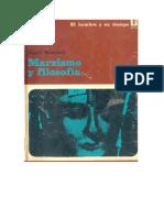 Korsch Karl Marxismo y Filosofia