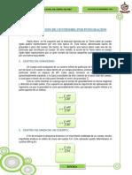 Determinacion de Centroide Por Integracion