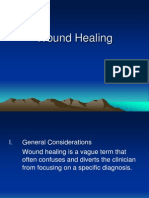 Lecture VIII Wound Healing
