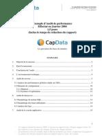 Exemple Rapport AuditPerf SQLSJanv2004