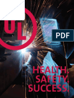 Workplace Health and SaWorkplace Health and Safety Brochurefety Brochure