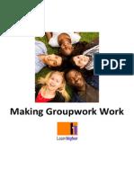 Making Groupwork Work