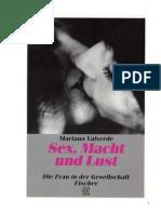Sex Macht Und Lust - Die Frau in Der Gesellschaft