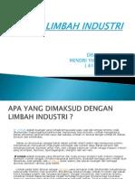 Limbah Industri