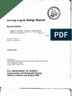 Stirling Engine Design Manual (2nd Ed)