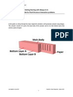 Abaqus_Basic Guide for Fluid-Structure Interaction Problems