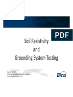 Soil Resistivity and Grounding System Testing - Roy Whitten - Lyncole XIT Grounding