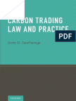 Carbon Trading Law