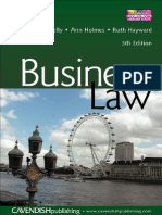 Business Law 2C 5 Edition