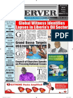 Liberian Daily Observer 12/17/2013