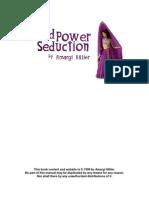 amargi hillier the secret art of mind power seduction 2011 rh scribd com Power of Seduction Seduction Mind Power Techniques
