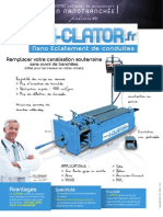 i-CLATOR, Nano-éclatement de conduites