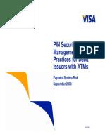 Webinar Pin Security