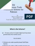 Presentation on EU ATP Scheme
