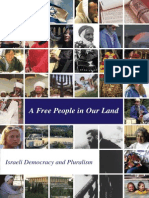 Yoram Rabin, Welfare and Socio-Economic Rights in Israel, A Free People in Our Land