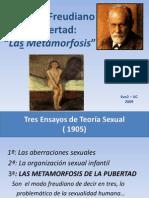 Clase2 Metamorfosis Freud 090323131955 Phpapp01