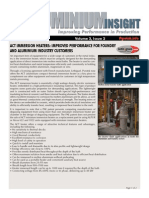 Aluminium Insight 2009-05 ACT Immersion Heaters