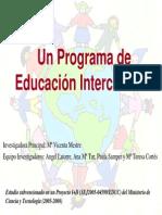 Programa EducACIÓN iNTERCULTURAL