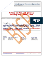 Qlikview Part IX Linked Objects
