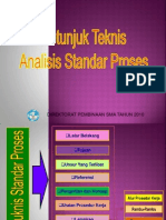 03. Analisis Standar Proses