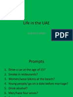 Life in the UAE[1]