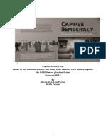 Captive Democracy