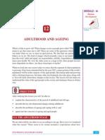 12. Adulthood and Ageing (221 KB)