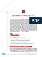 25. Sel-Development and Yoga (421 KB)