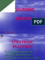 Focussing Service