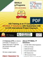 iOS Training in Delhi
