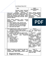 Pembahasan Ujian Nasional Biologi Tahun 2012.docx