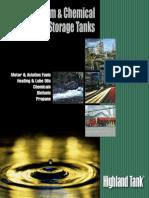 Petroleum Chemical Storage Tanks