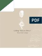 Catálogo Máscara Ibérica