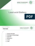 lead-acid