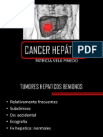 CANCER HEPÁTICO