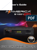 S1001 Plus Manual