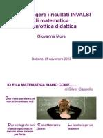 Come leggere i risultati INVALSI di matematica in un'ottica didattica