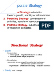 Corporate Strategy-4 2003