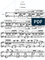 Ravel - Sonatine