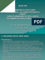 Blok XIX Tgl 29 Juni 2012