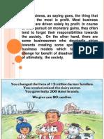 Business Plan - 2003